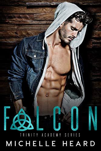 Book Cover of Falcon (Trinity Academy Book 1)