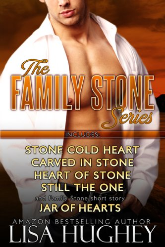 Book Cover of Family Stone Series Box Set: Romantic Suspense, Military-Family Saga Novels 1- 5 (Family Stone Romantic Suspense)
