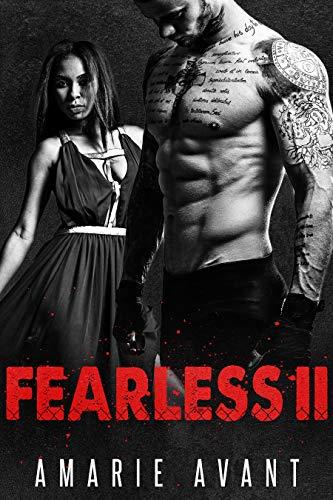 Book Cover of Fearless II: MMA Sport & Russian Mafia Romance (Resnov Bratva Book 2)