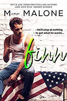 Book Cover of Finn (Blue-Collar Billionaires Book 2)
