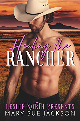 Book Cover of Healing the Rancher