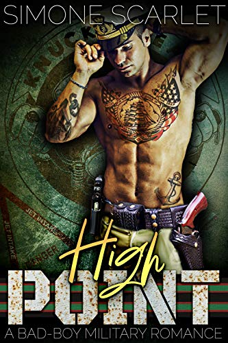 Book Cover of High Point: A Bad-Boy Military MC Romance (Knuckleheads MC Book 10)