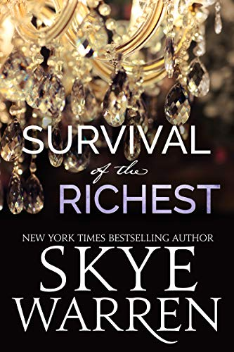 Book Cover of Survival of the Richest (Trust Fund Duet Book 1)