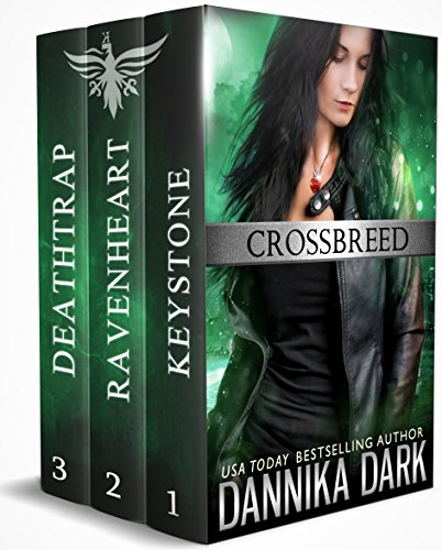 Book Cover of The Crossbreed Series (Books 1-3)