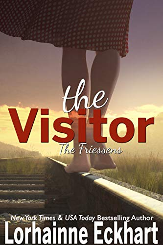 Book Cover of The Visitor (The Friessens Book 28)