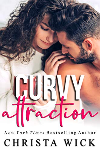 Book Cover of Curvy Attraction: Aiden & Cecelia (Untouchable Curves Book 1)