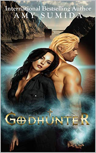 Book Cover of Godhunter (The Godhunter Series Book 1)