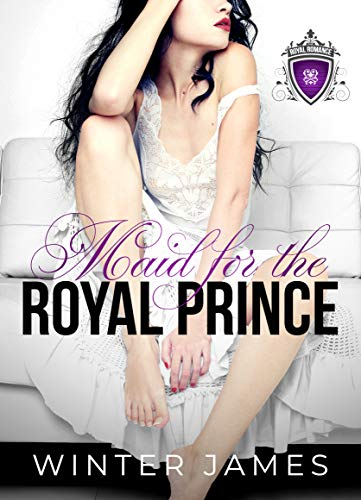 Book Cover of Maid for the Royal Prince