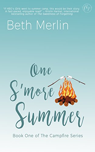 Book Cover of One S'more Summer (The Campfire Series Book 1)