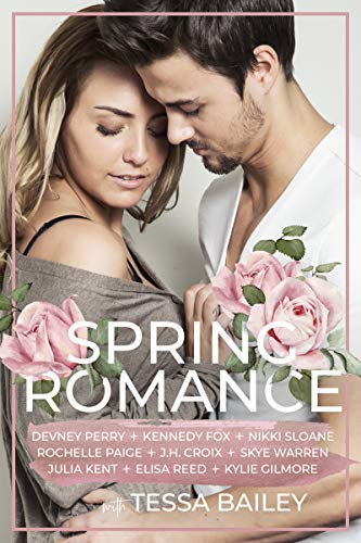 Book Cover of Spring Romance: NINE Happily Ever Afters