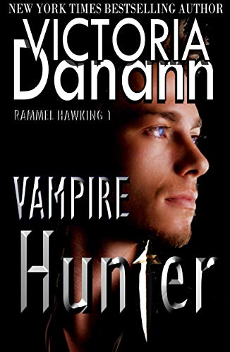 Book Cover of VAMPIRE HUNTER (Knights of Black Swan Paranormal Romance Series Book 8)