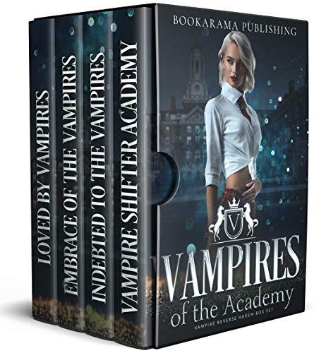 Book Cover of Vampires of the Academy