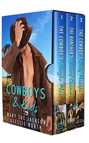 Book Cover of Cowboys & Kids