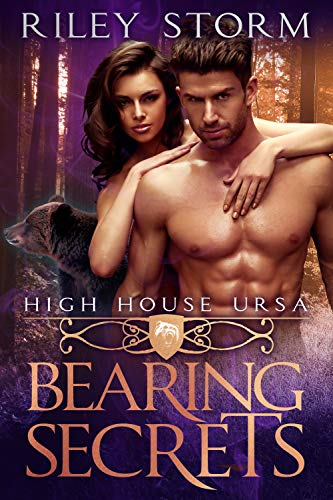 Book Cover of Bearing Secrets (High House Ursa Book 1)