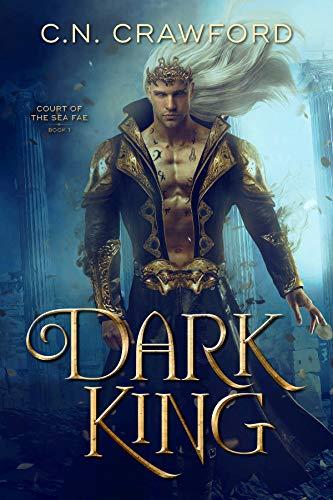 Book Cover of Dark King (Sea Fae Book 1)