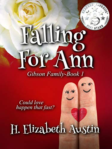 Book Cover of Falling For Ann (Gibson Family Book 1)