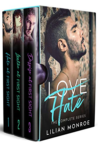 Book Cover of Love/Hate: The Complete Enemies to Lovers Series