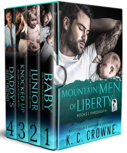 Book Cover of Mountain Men of Liberty: A Contemporary Romance Box Set
