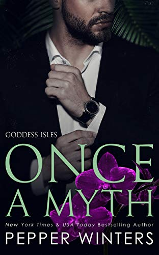 Book Cover of Once a Myth (Goddess Isles Book 1)
