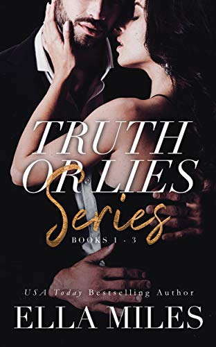 Book Cover of Truth or Lies Series: Books 1-3 (Truth or Lies Boxset Series Book 1)