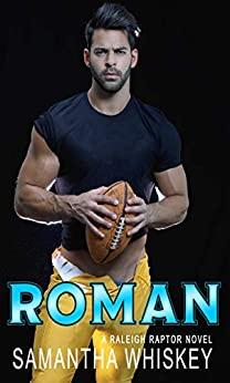 Book Cover of Roman (Raleigh Raptors Book 2)