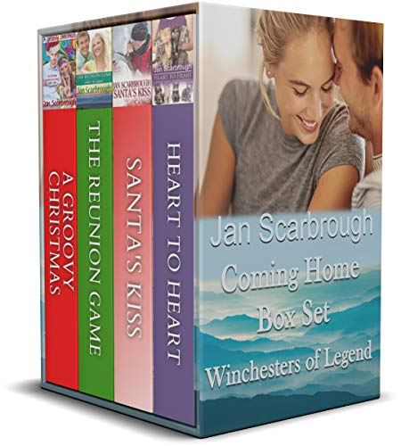 Book Cover of Coming Home (The Winchesters of Legend Boxed Set)