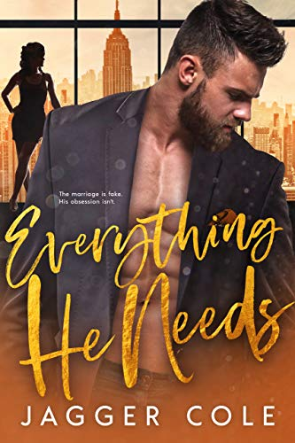 Book Cover of Everything He Needs
