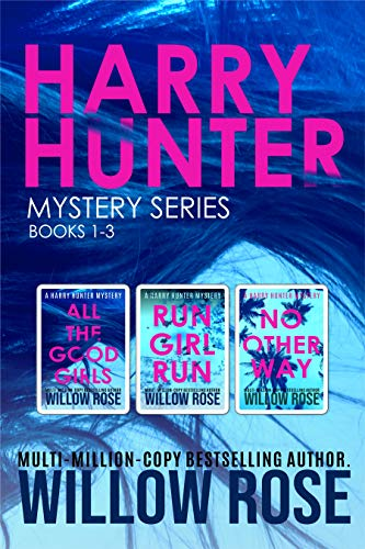 Book Cover of Harry Hunter Mystery Series: Book 1-3