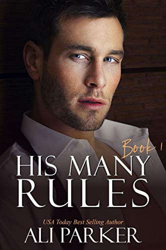 Book Cover of His Many Rules Book 1
