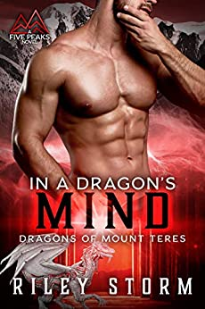 Book Cover of In a Dragon's Mind (Dragons of Mount Teres Book 1)