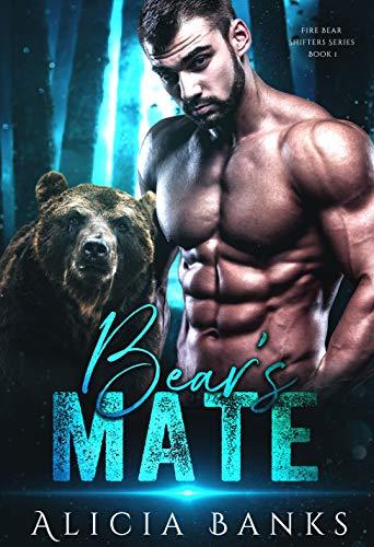 Book Cover of Bear's Mate : A Bear Shifter Romance (Fire Bear Shifters Book 1)