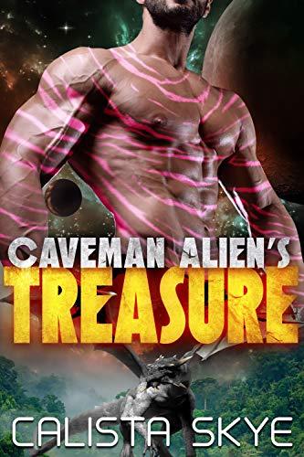 Book Cover of Caveman Alien's Treasure (Caveman Aliens Book 12)
