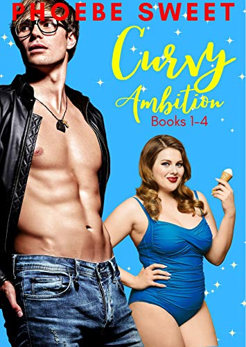 Book Cover of Curvy Ambition : The Complete Collection