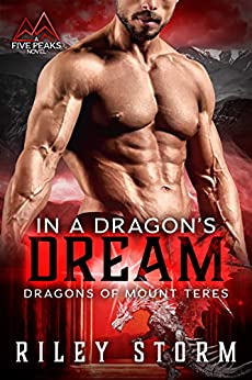 Book Cover of In a Dragon's Dream (Dragons of Mount Teres Book 3)