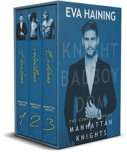 Book Cover of Manhattan Knights: The Complete Series
