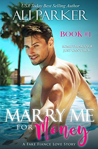 Book Cover of Marry Me For Money Book 1
