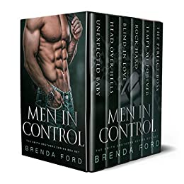 Book Cover of Men in Control: Special pack: The Smith Brothers Series