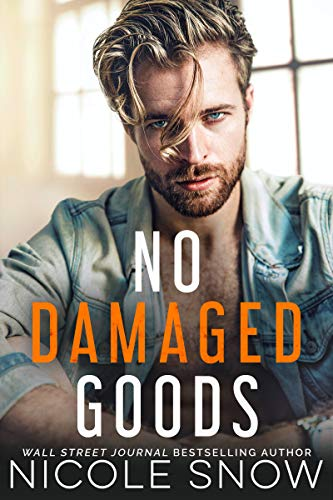 Book Cover of No Damaged Goods (Heroes of Heart's Edge Book 4)