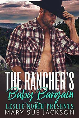 Book Cover of The Rancher's Baby Bargain