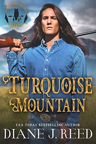Book Cover of Turquoise Mountain (Iron Feather Brothers Series Book 1)