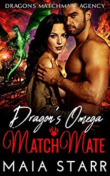 Book Cover of Dragon's Omega MatchMate (Dragon's MatchMate Agency Book 5)