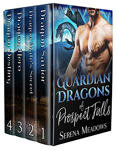 Book Cover of Guardian Dragons of Prospect Falls: (A Paranormal Shifter Romance)
