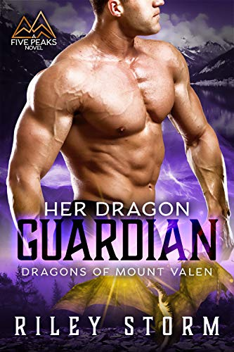 Book Cover of Her Dragon Guardian (Dragons of Mount Valen Book 1)