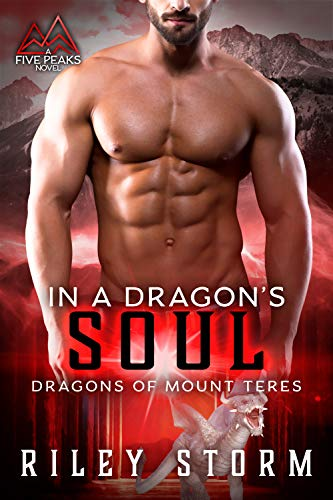 Book Cover of In a Dragon's Soul (Dragon's of Mount Teres Book 4)