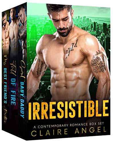 Book Cover of Irresistible: A Contemporary Romance Box Set