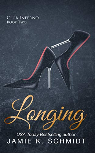 Book Cover of Longing (Club Inferno Book 2)