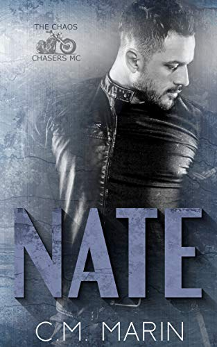 Book Cover of Nate (The Chaos Chasers MC Book 1)