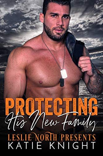 Book Cover of Protecting His New Family