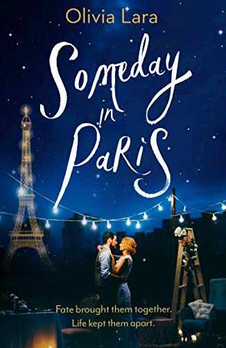 Book Cover of Someday in Paris