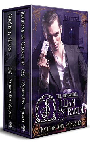 Book Cover of The Impossible Julian Strande: Complete Box Set